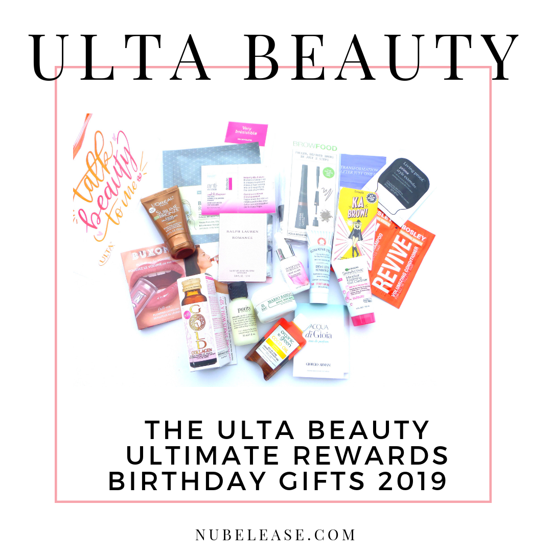 Ive Got The Scoop On First Ulta Beauty Ultimate Rewards Birthday Gift Of Year