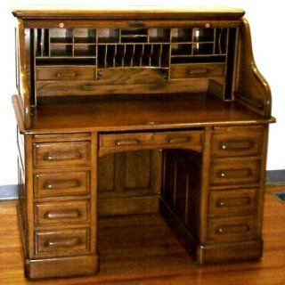 3b053cdbe609d I have my great grandmas roll top desk I love it but omg I want this ...