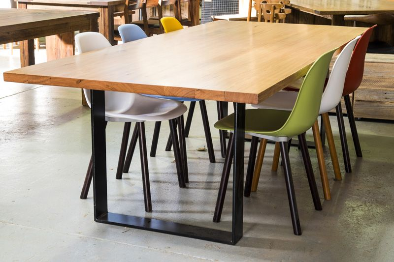 Neel Dey Furniture Recycled Timber Dining TablesTimber