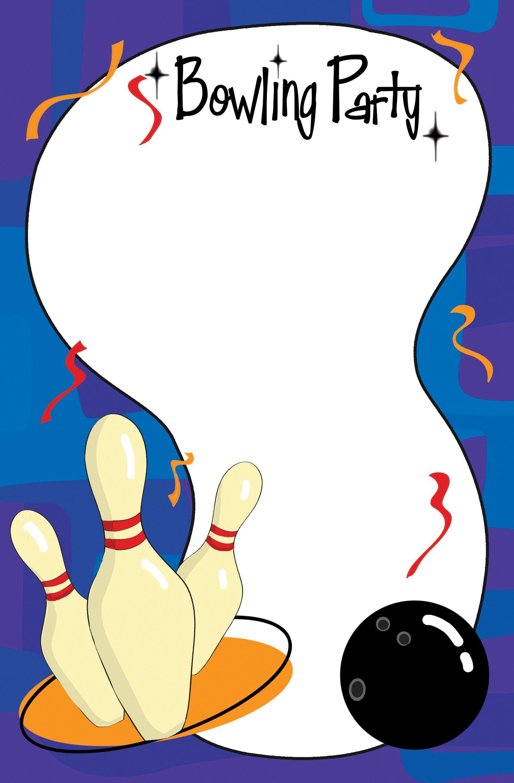 Einladung Bowling Text Geburtstagseinladungen Geburtstagseinladungen Zum Ausdrucken Vorlage Einladung Kindergeburtstag