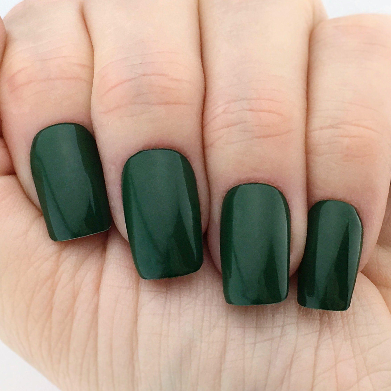 This Item Is Unavailable Green Acrylic Nails Dark Green Nails Green Nails