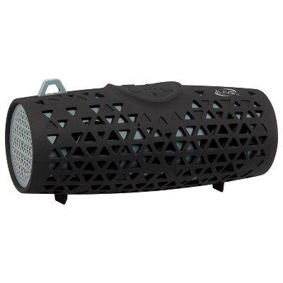 Ilive Audio Water Sand Proof Floating Speaker Ip66 Black
