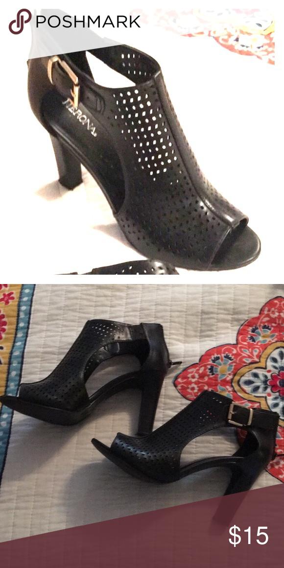 4d08194ce37b Merona heels Merona heels. Like new