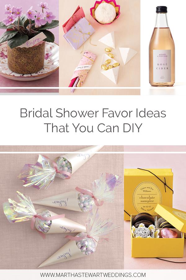 Bridal Shower Favor Ideas That You Can Diy Bridal Shower Favors Diy Diy Wedding Favors Bridal Shower Favors