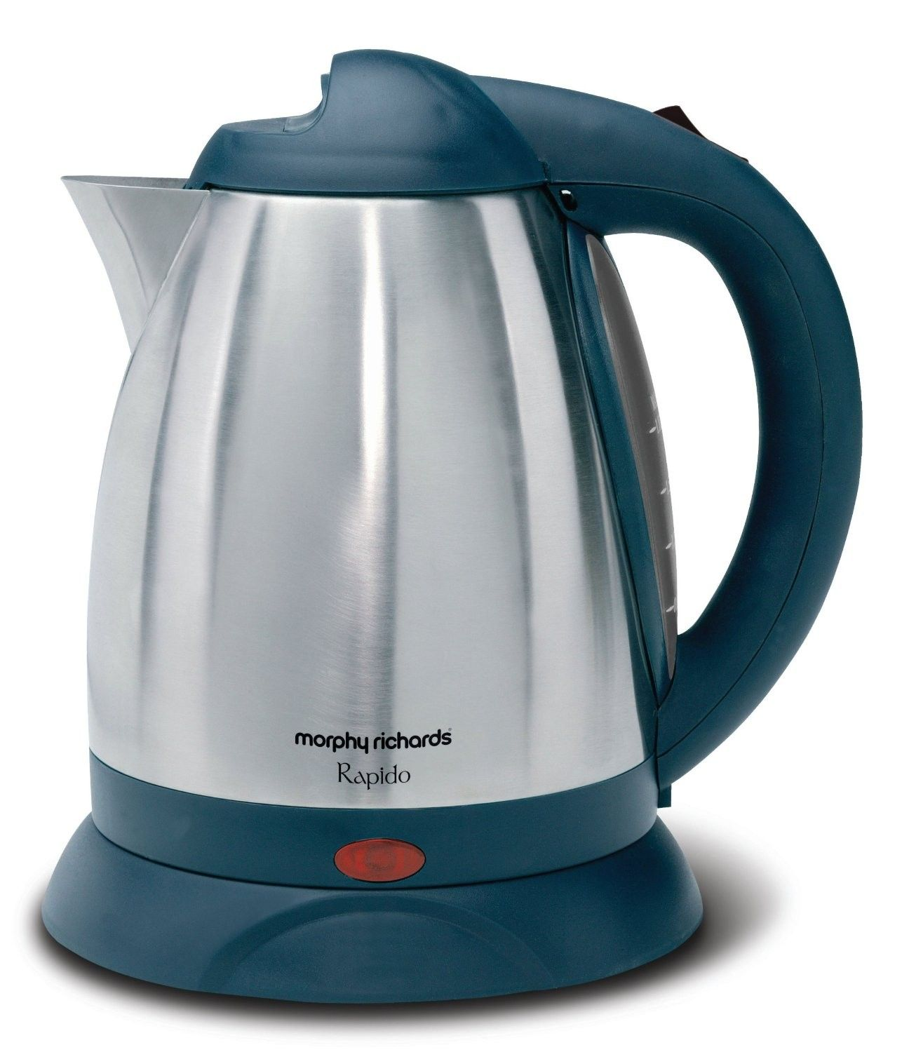 Morphy Richards Ekspres Pour Over: Morphy Richards Rapido 1.8-Litre Stainless Steel Electric