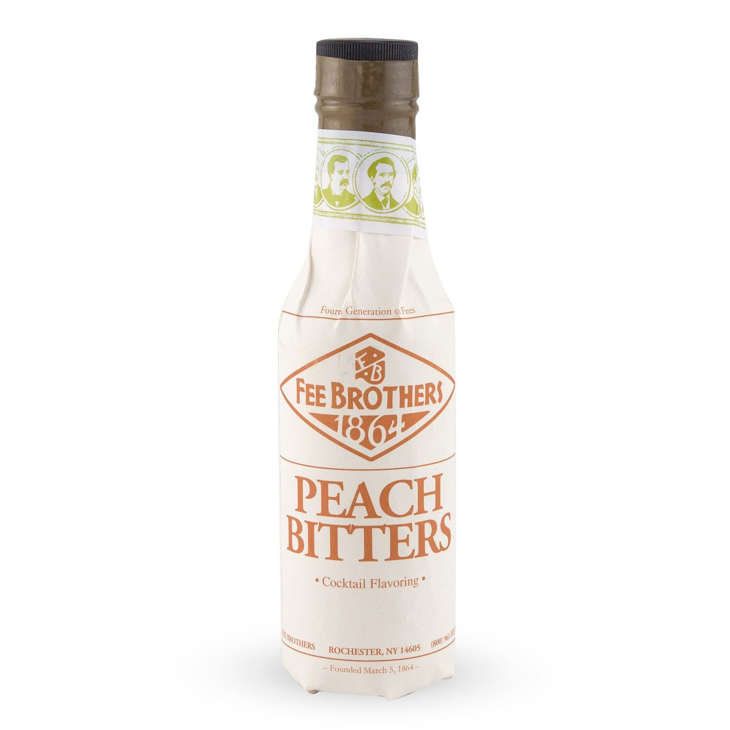 Fee Brothers Peach Cocktail Bitters