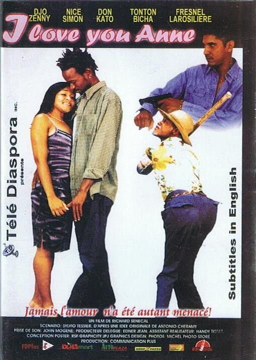 Image detail for -I LOVE YOU ANNE - DVD - DVD Films Haïtiens - Films  Great Haitian Comedy Lovestory!!!!