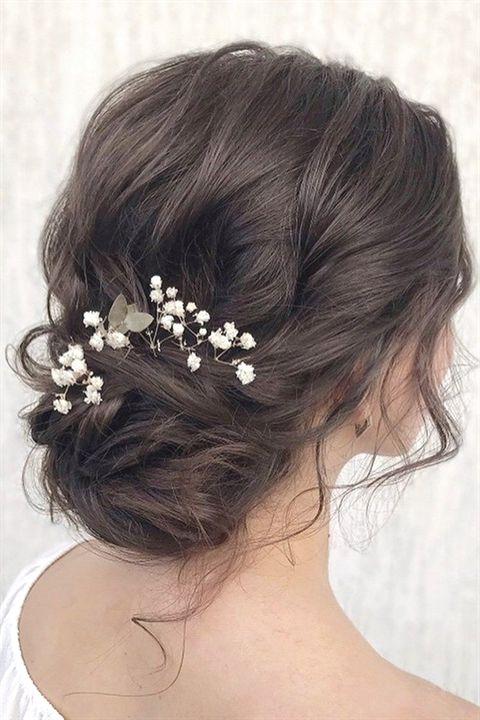 Wedding Supplies Wedding Hairstyles Weddings Venues Essex Married At First Sight Season In 2020 Babys Breath Wedding Babys Breath Hair Wedding Hair Inspiration