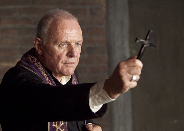 The Exorcist (Anthony Hopkins) (no cross allowed though ...