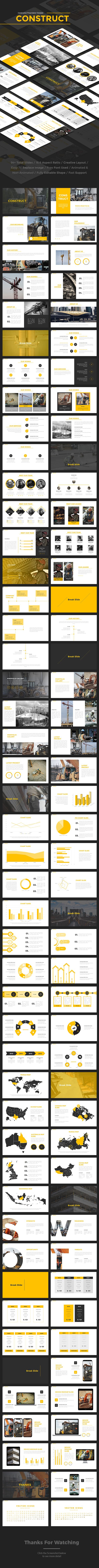 Construct construction googleslides template template keynote construct construction googleslides template template keynote and business powerpoint templates toneelgroepblik Images