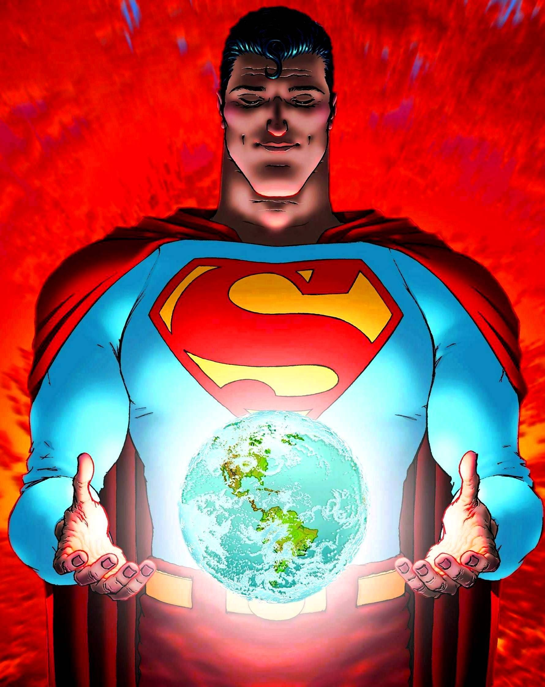 SUPERMAN 83 (All-Star Superman Comic)