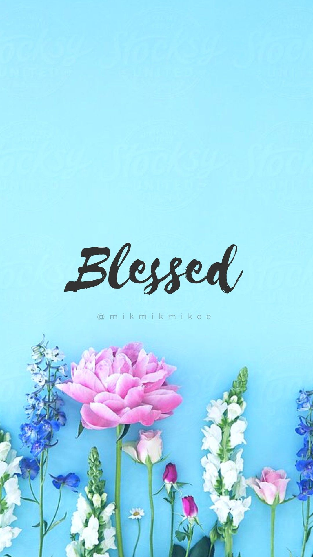 Blessed Wallpaper By Mikmikmikee Blessed Wallpaper Lock Screen Wallpaper Android Android Phone Wallpaper