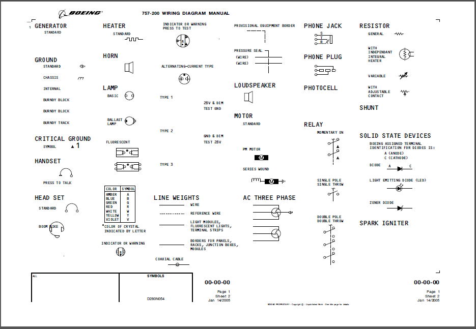 aircraft wiring diagram symbols for dummies  meyer snow