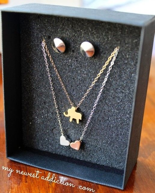 Cute little necklaces