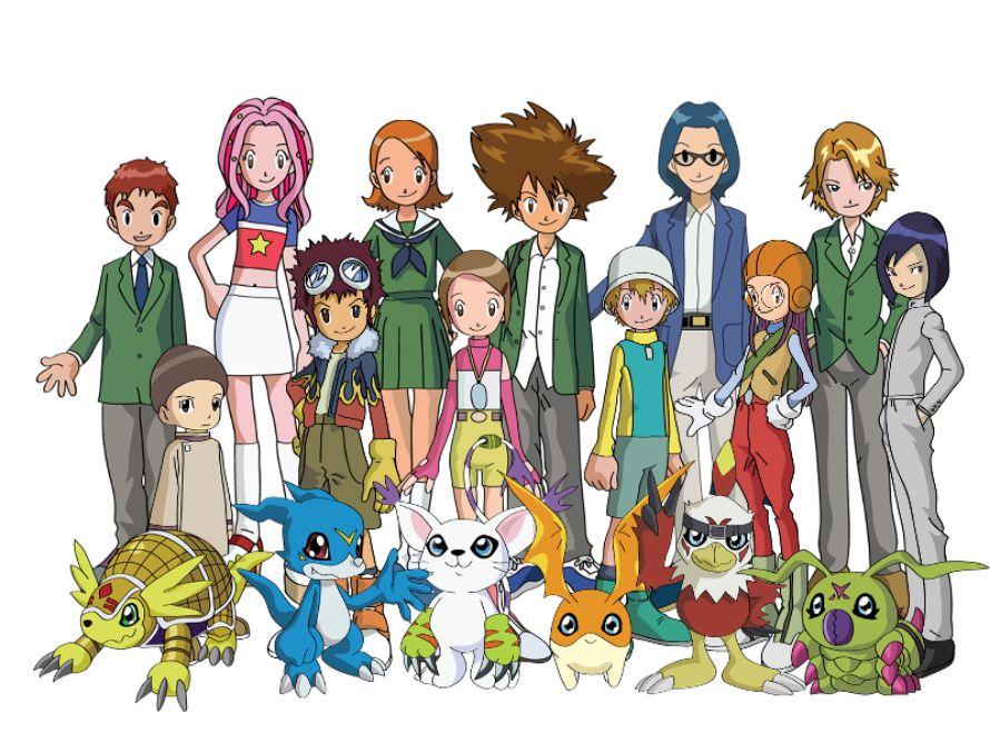 Digimon Adventure 2 | Digimon adventure 02, Pokemon vs digimon