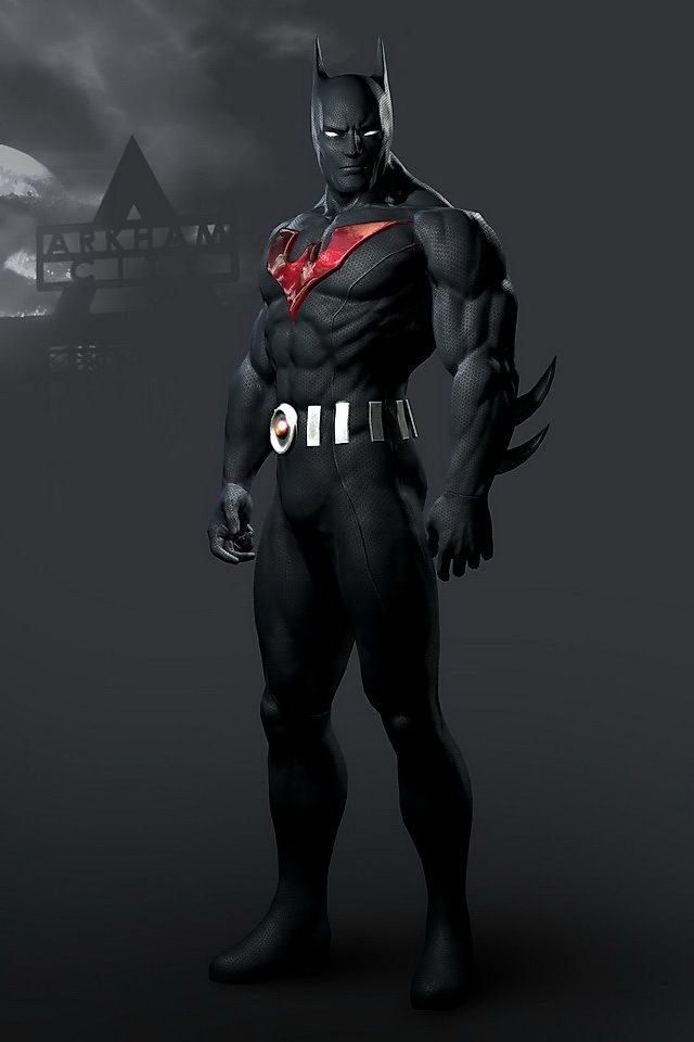 Fighters   Fly Girl Gamers   Page 2   Batman Arkham City Batman Beyond Flying