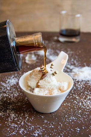 Kokoseis mit Mahoko #Mahoko #Laurenzibräu #Gleisdorf #ChristianUrl #kulinarischfestgehalten