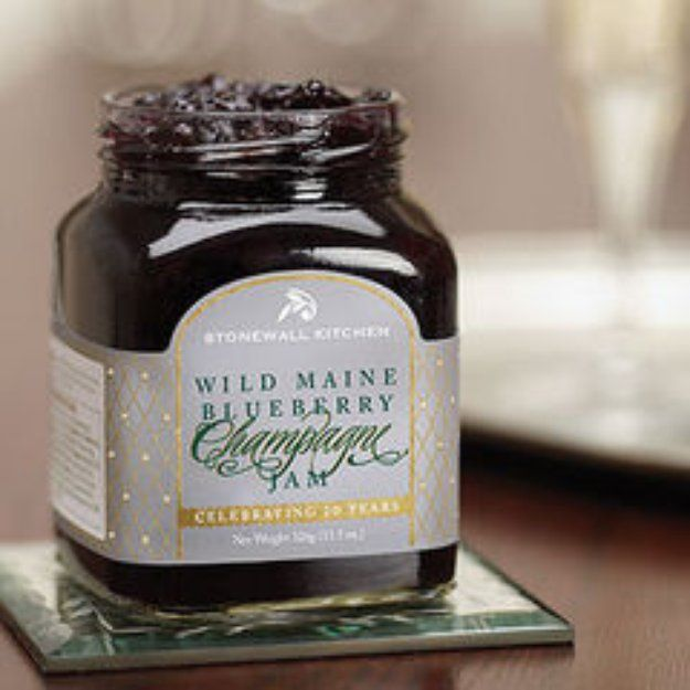 I M Learning All About Stonewall Kitchen Maine Blueberry Champagne Jam At Influenster