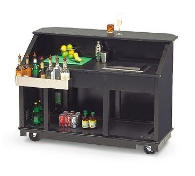 Great Portable Outdoor Bar   I Think Ian Could Build Me Something Like This, But A
