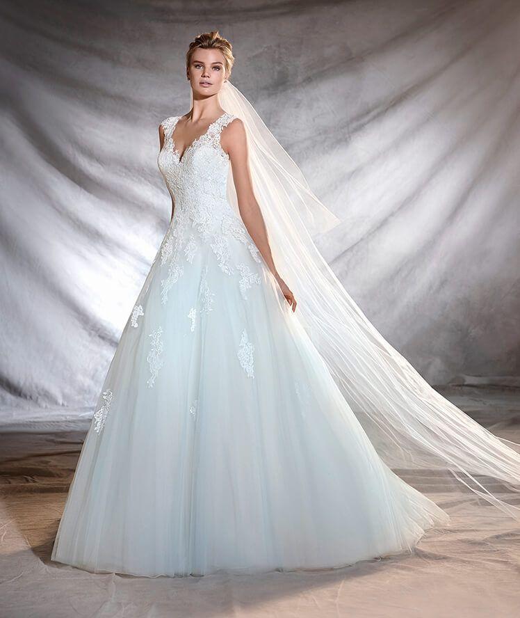 vestidos de novia 2017/2016 | wedding | pinterest | vestido de novia
