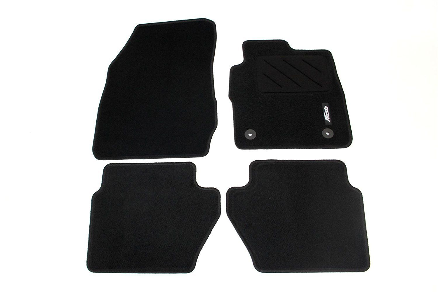 Ford Fiesta Front And Rear Carpet Mat Set 2012 Onwards More Info Could Be Found At The Image Url This Is An Affiliate Li Fiesta Cars Ford Fiesta Car Mats