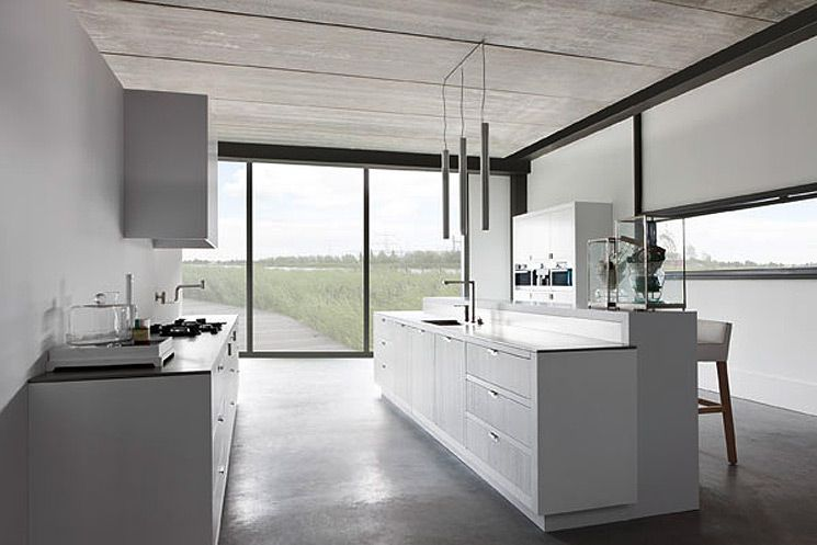 cocinas minimalistas diseo cocina hogar decoracion