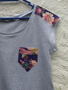 Pandielleando diy bolsillo origami pinteres te atreves a alegrar una camiseta con un bolsillo de origami esta es la propuesta de laura martnez de peseta este es mi pr thecheapjerseys Images