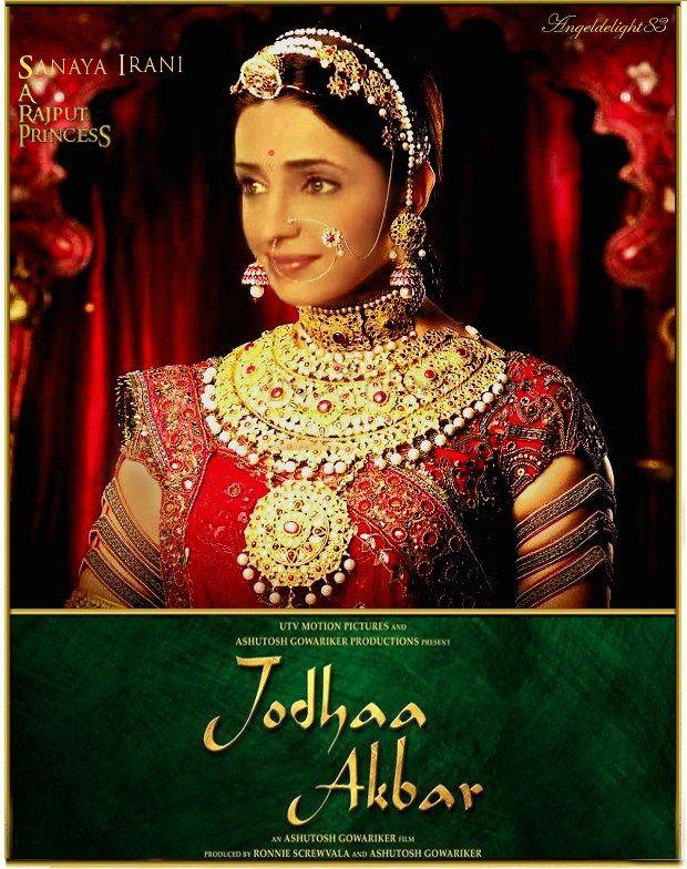 Sanaya Irani Jodhaa Akbar Bridal Jewellery Indian Bollywood Jewelry Jodhaa Akbar