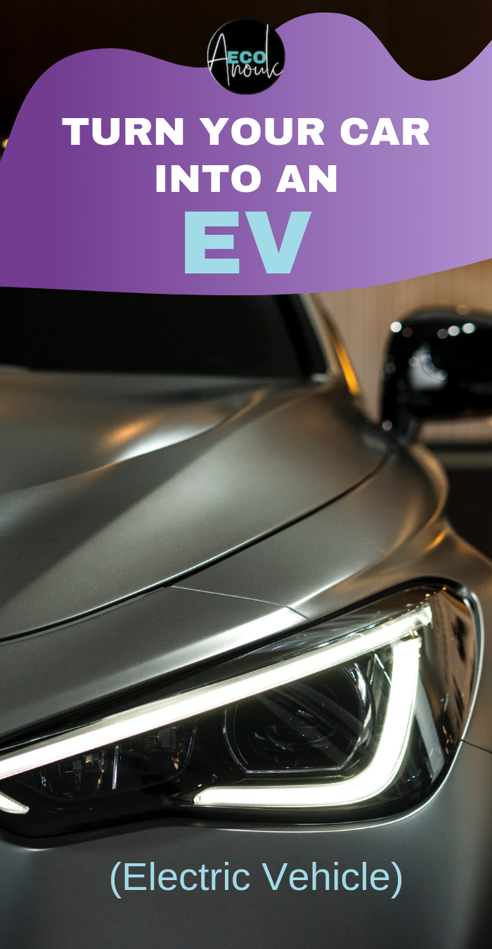 Why You Should do an EV Conversion of your Old Car