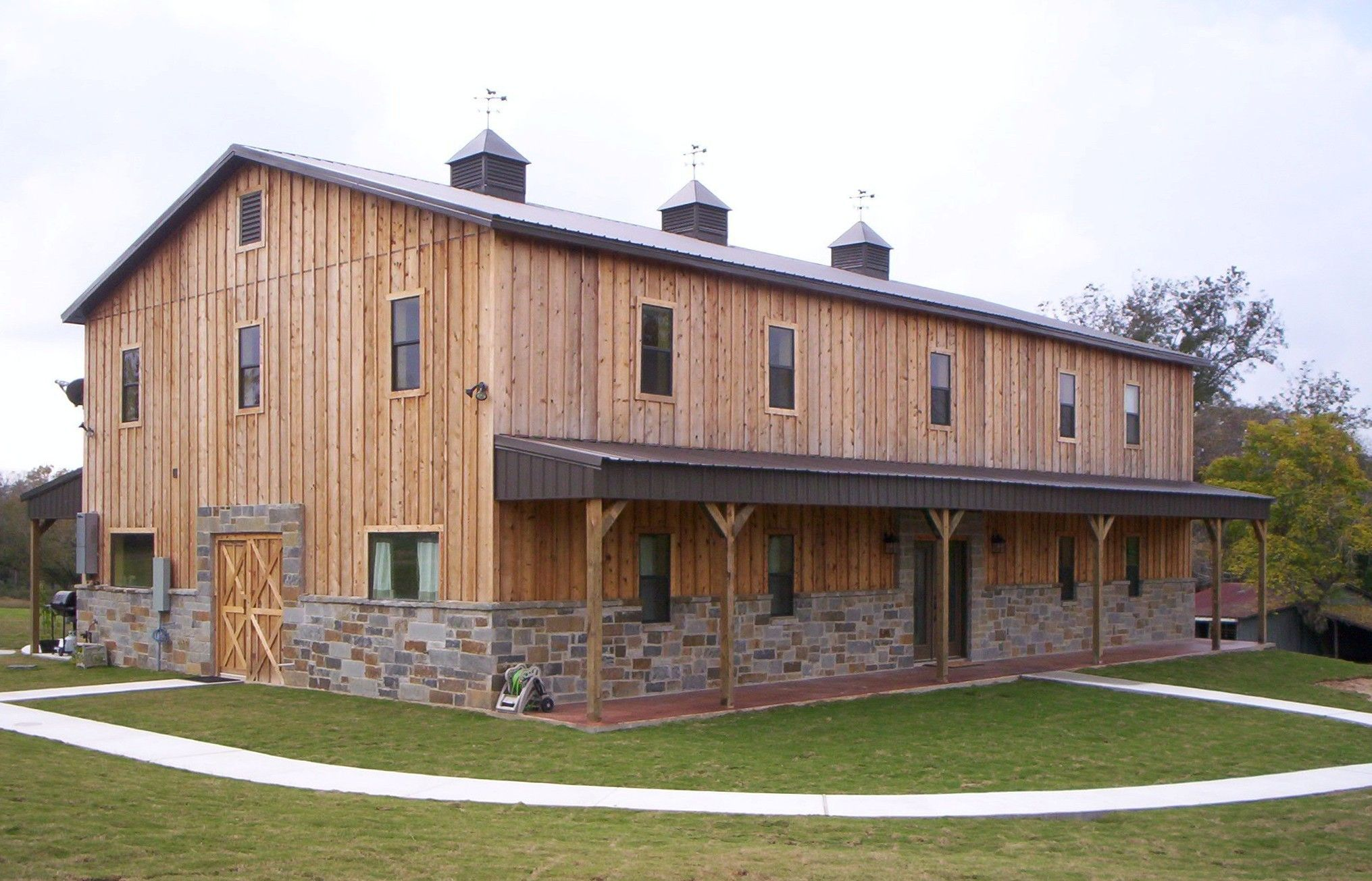 Metal barndominium quotes joy studio design gallery Barn house plans two story