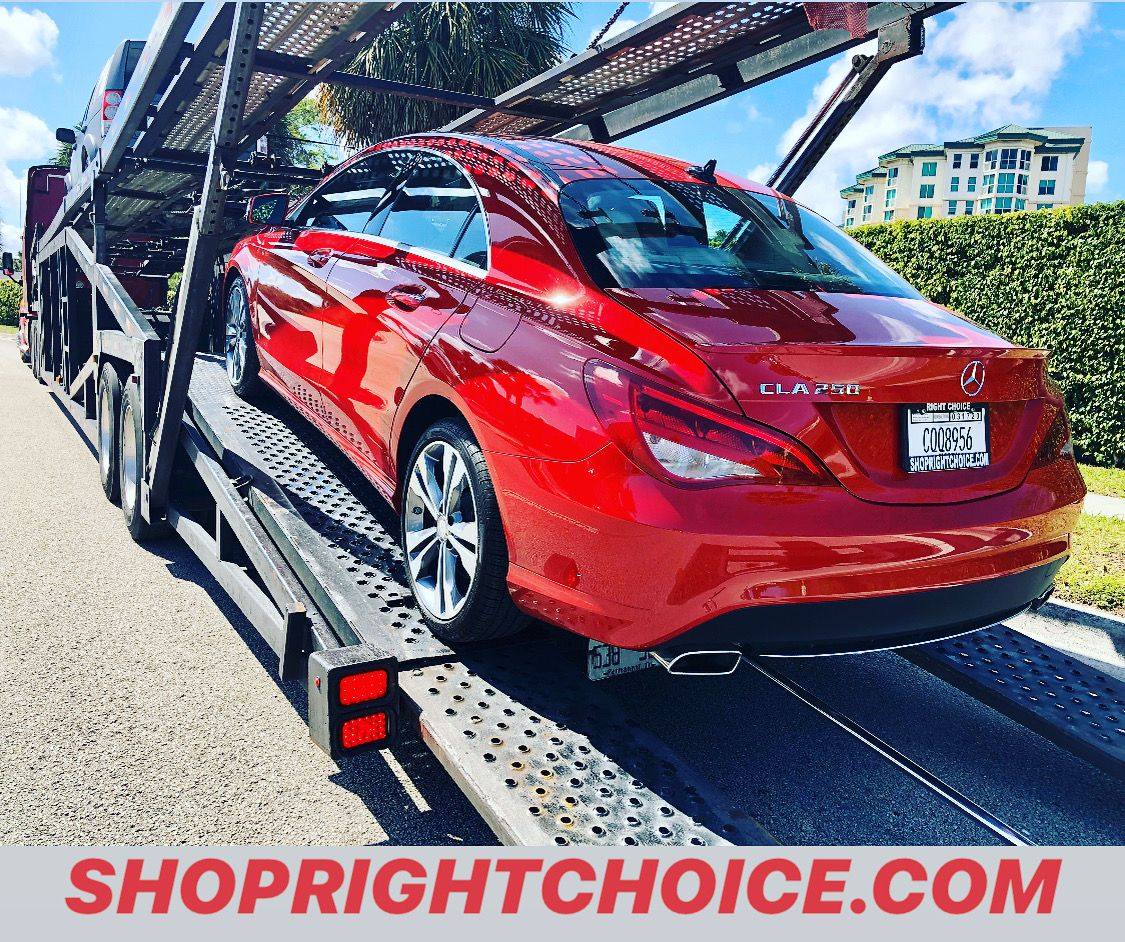 2016 Mercedes Benz Cla250 Jupiter Red Delivery In 2020 Cars For Sale Pompano Beach Used Cars