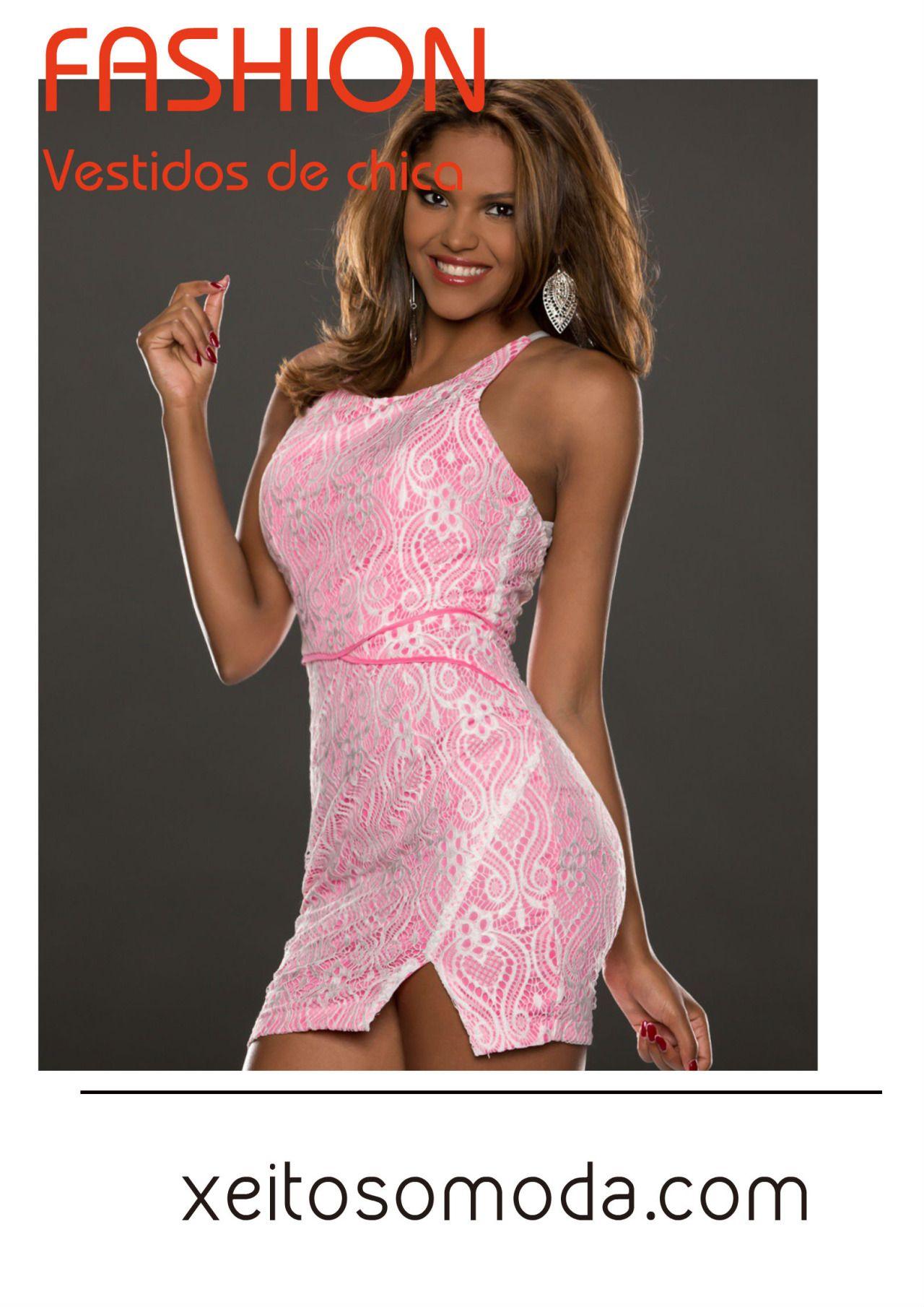 Mini vestido de chica, ropa de fiesta, compras online en España ...