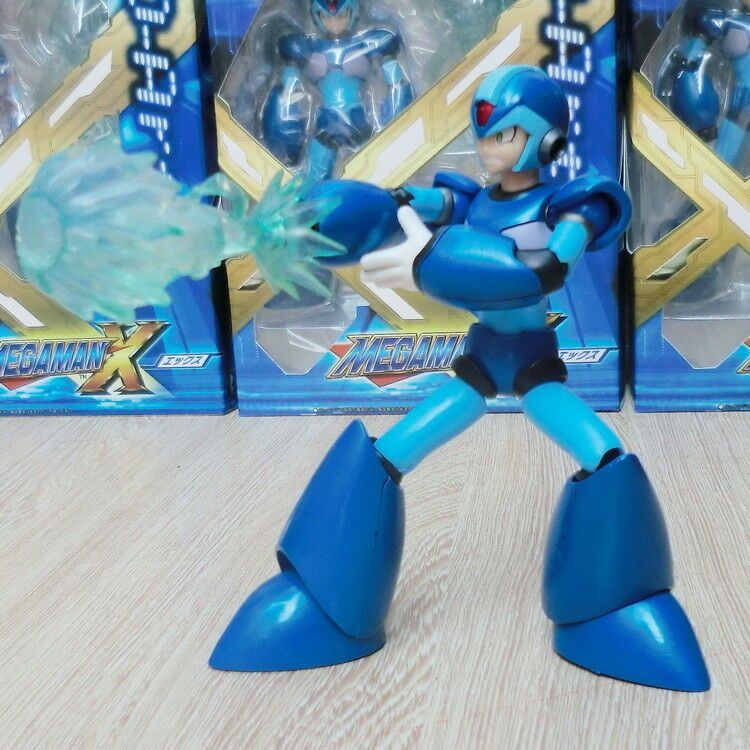S H Figuart Shf Rockman D Arts Mega Man X Action Figure New 13cm Ad Ad Arts Mega Rockman Mega Man Action Figures Target Toddler