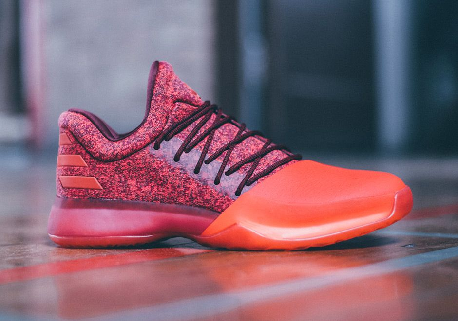 adidas Harden Vol. 1 Red Glare B39501 | James harden shoes