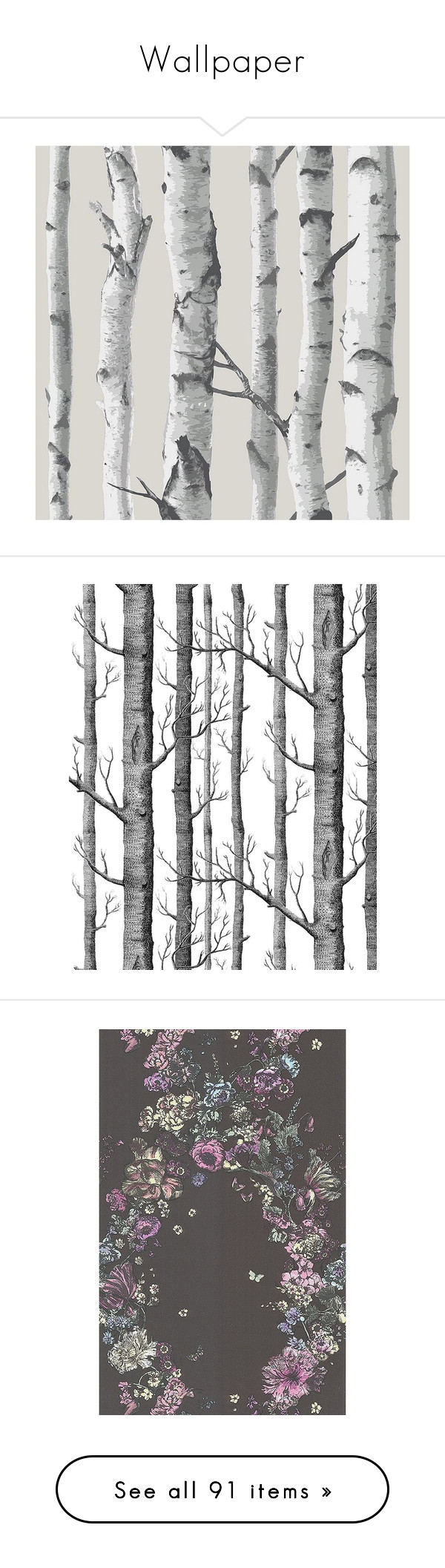 Wallpaper By Suelb Liked On Polyvore Featuring Home Home
