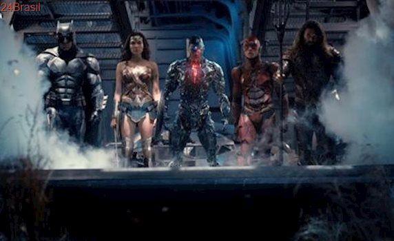 Finalmente os heróis estão juntos: Trailer da Liga da Justiça tem Batman, Aquaman, Mulher-Maravilha e Flash