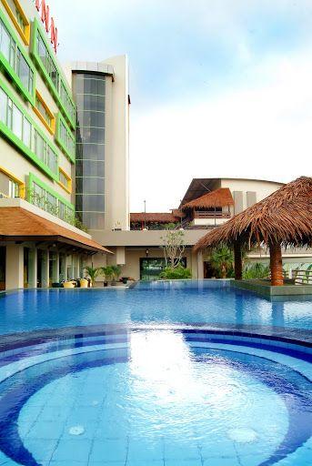 Pasangan Pengantin Baru Dengan Anggaran Bulan Madu Terbatas Bisa Menginap Di Banana Inn Hotel Spa Bandung Meski Berstatus Bintang 4