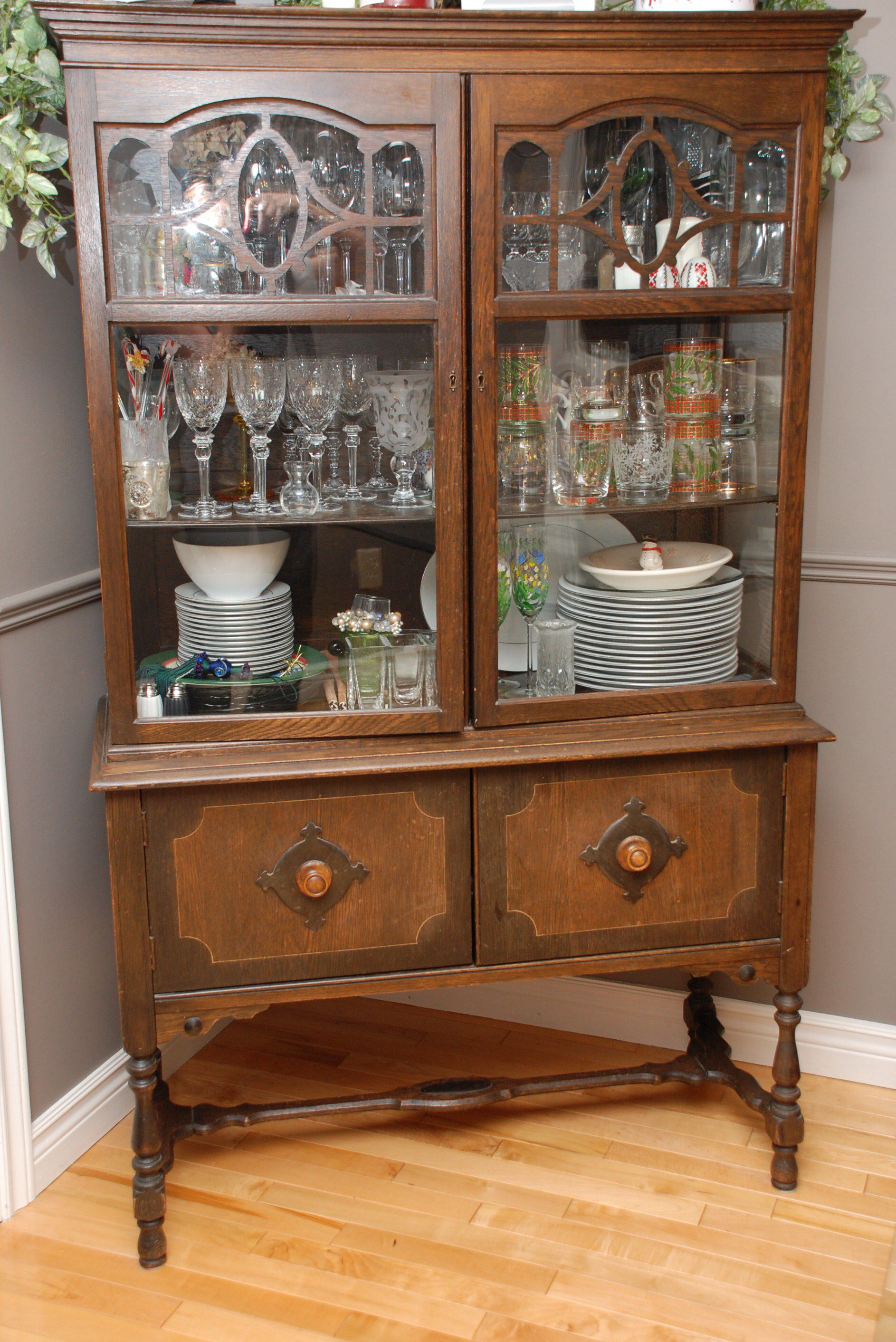 Antique China Cabinet Cabinets