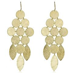 We can hardly keep these GORGEOUS Marcia Moran Chandelier Earrings in stock due to their popularity from Lifetime's Pretty Wicked Moms. FREE SHIPPING! Pretty Wicked Moms Emily Earrings #uptownstrut
