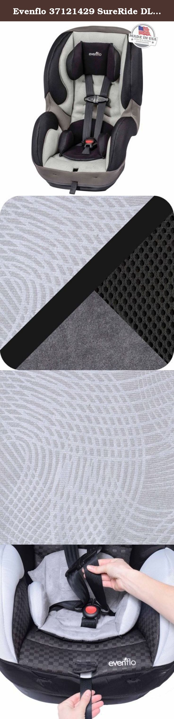 Evenflo SureRide DLX Convertible Car Seat Paxton 37121429