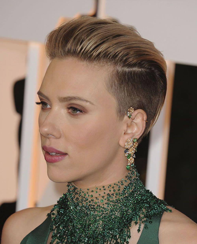 Scarlett johanssonus hairstyles u bobpixie haircuts
