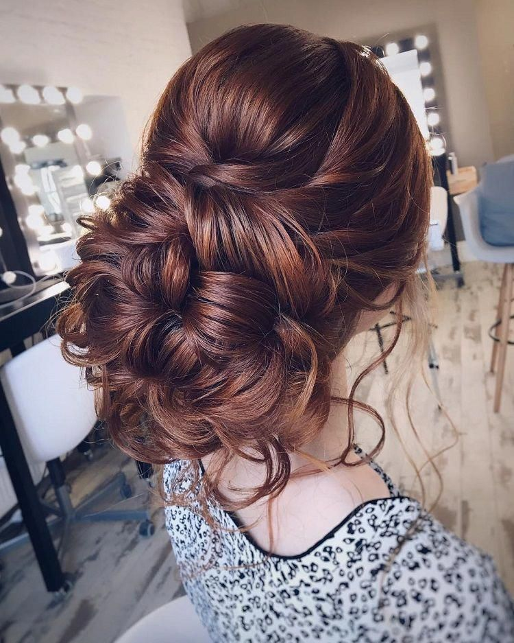 63 Perfect Hairdo Ideas For A Flawless Wedding Hairstyle: These Fabulous Updo Wedding Hairstyles With Glamour Are