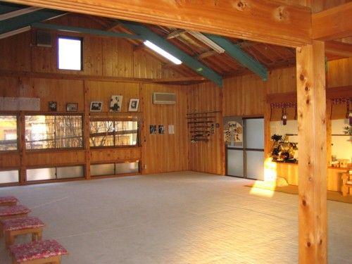 Traditional Dojo Outside