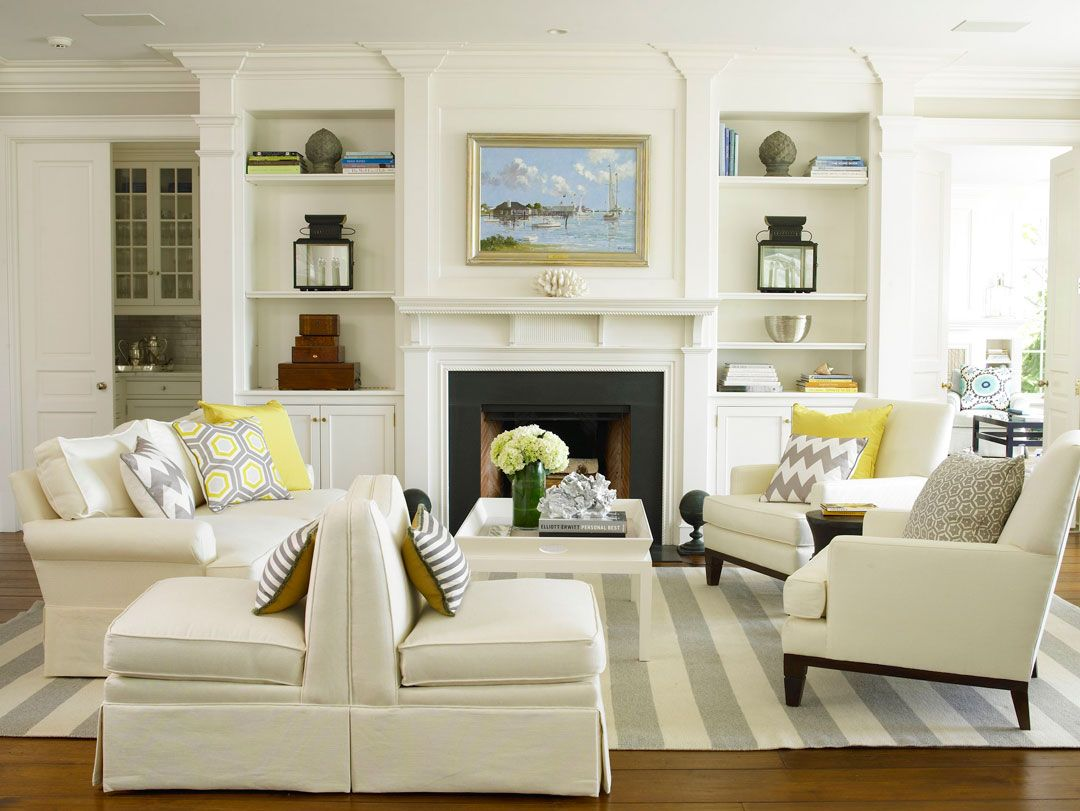 20 Great Fireplace Mantel Decorating Ideas | Living rooms, Room and ...