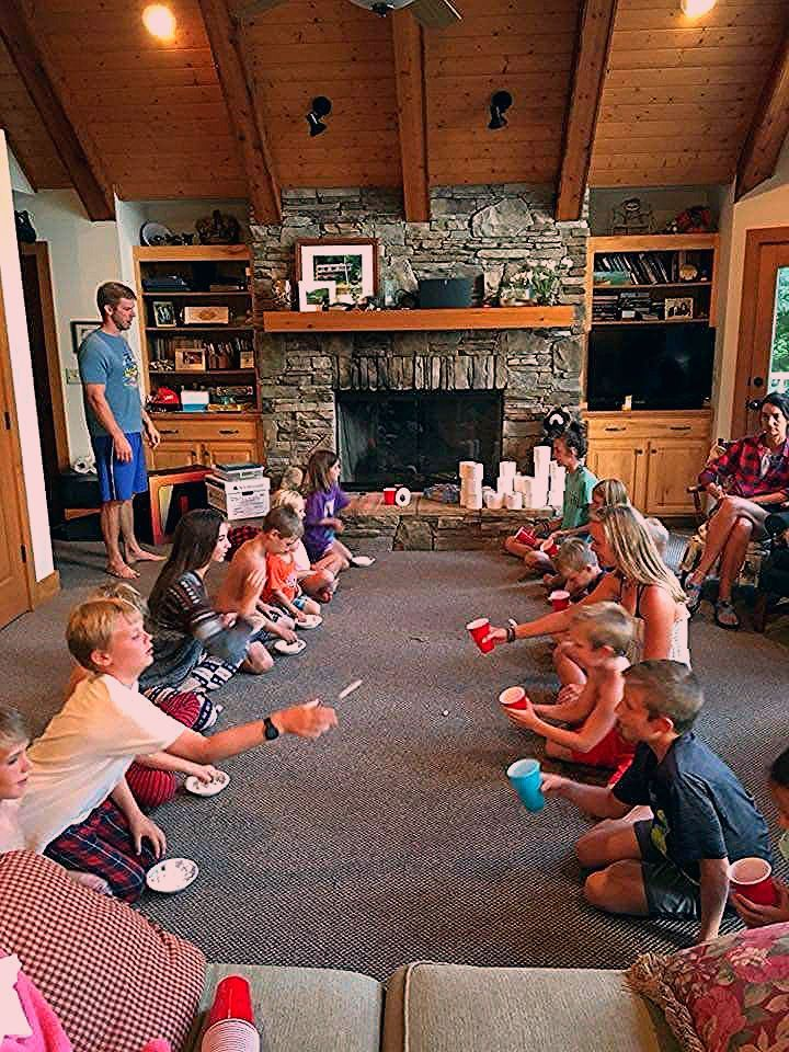 Photo of Minute to Win it Games for parties – The Flower Donkey