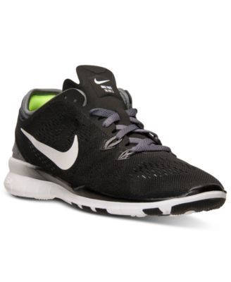 3bb49ee48c7c Nike Women s Free 5.0 Tr Fit 5 Training Sneakers from Finish Line ...