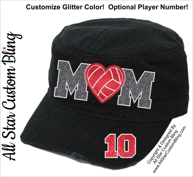 Cadet Hat Glitter Volleyball Mom Cadet Hat Volleyball Mom Distressed Cadet Hat Volleyball Cadet Hat Volleyball Hat Volle Mom Hats Cadet Hat Volleyball Mom