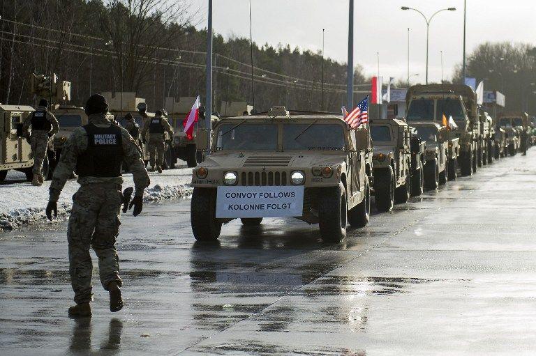 #world #news  BBC: Russia says US tanks and troops in Poland a threat  #freeSuschenko #FreeUkraine
