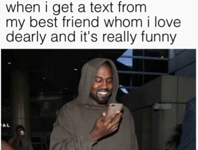 25 Wholesome Memes To Send To Your Best Friend Funny Friend Memes Funny Best Friend Memes Best Friends Funny