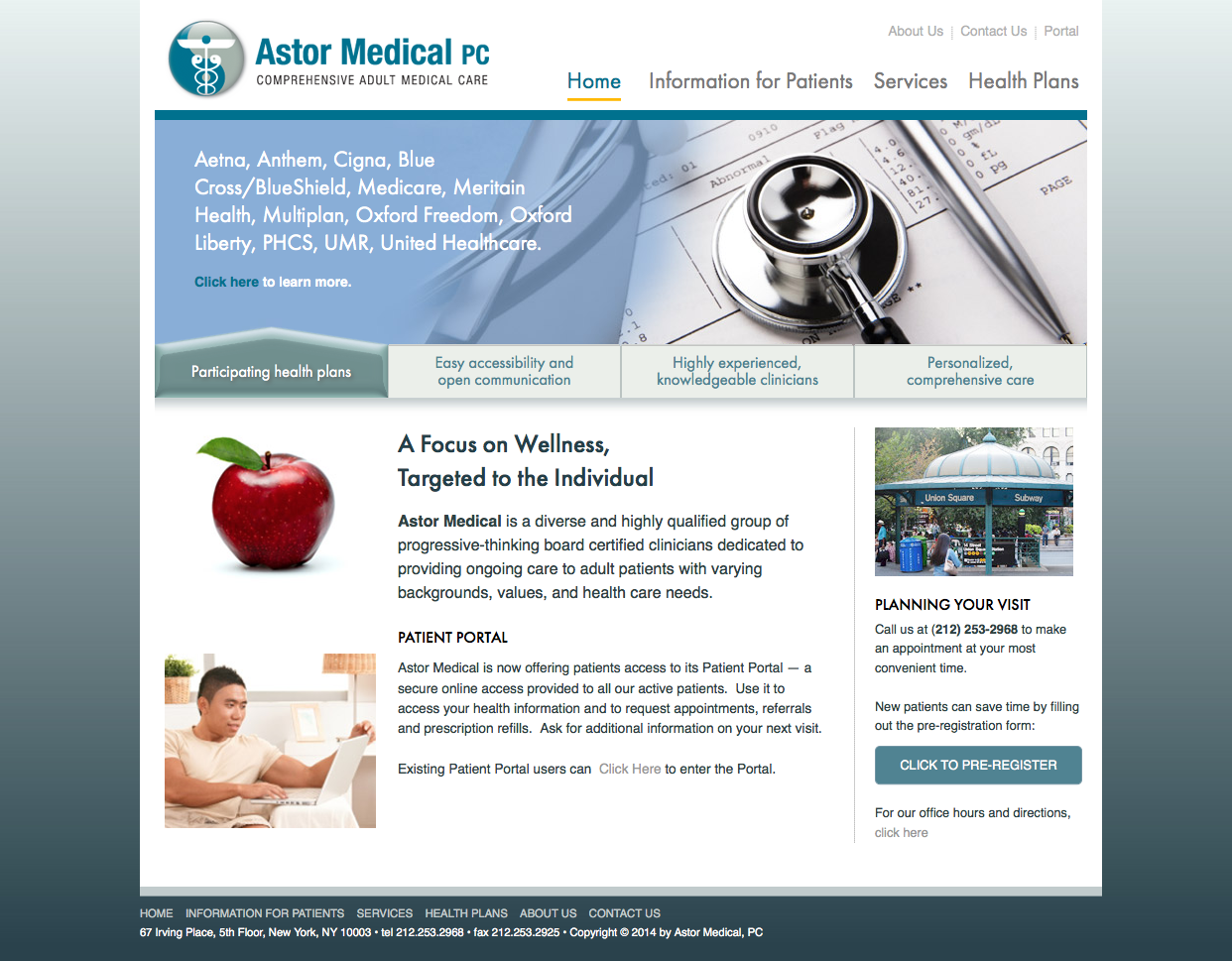 Astor Medical Is A Diverse And Highly Qualified Group Of